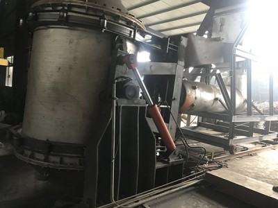 燃气化铁炉